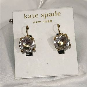 Kate Spade pierced earrings